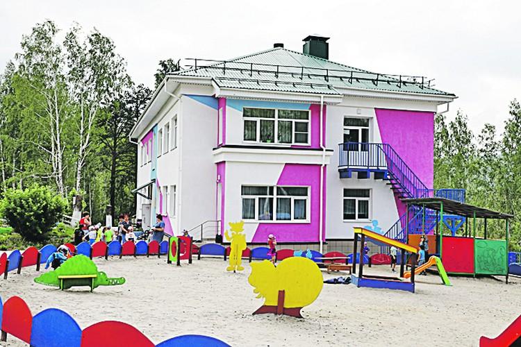 Эффект от частных инвестиций в соцсферу моногородов налицо (на фото - карабашский детский сад № 9, реконструированный на средства РМК). Фото: пресс-служба РМК.