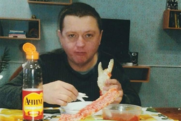 В колонии Амурской области Цеповяз питался и крабами