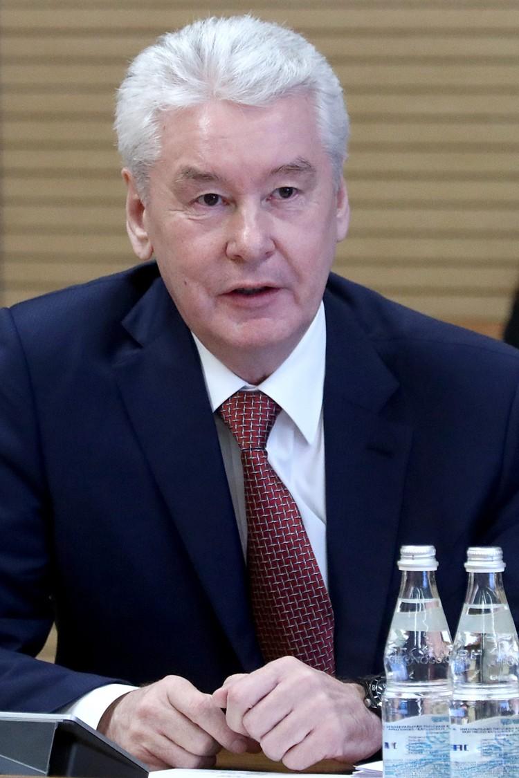 Мэр Москвы Сергей Собянин в своем блоге рассказал о ситуации с коронавирусом в городе. Фото: Сергей Карпухин/ТАСС