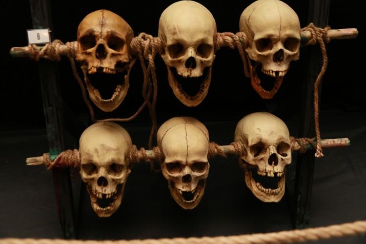 Выставка «Memento mori» в Барнауле