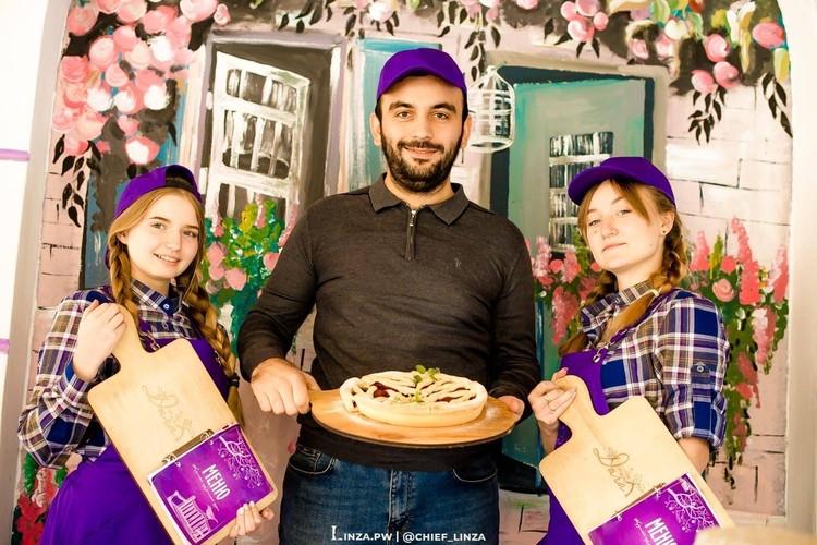 Ресторан «Дача» славится отменной кухней и настроением. Фото: Медиапортал «Линза»