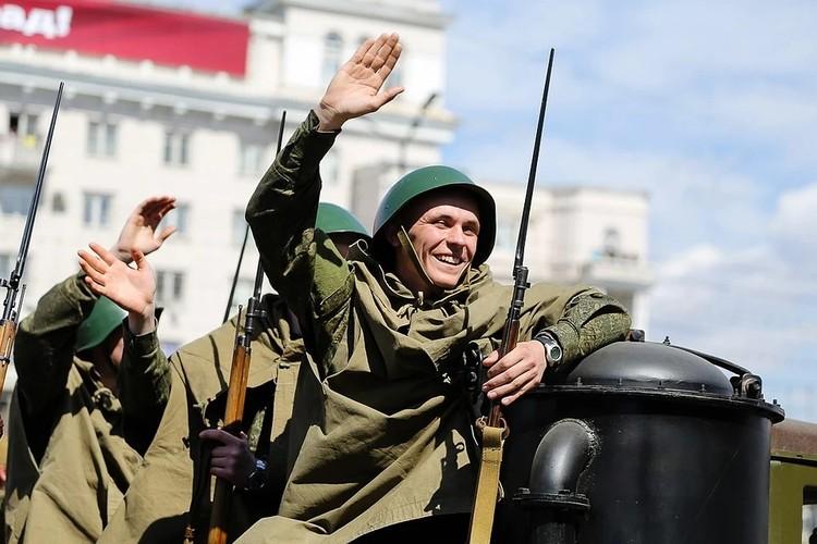День Победы был любимым праздником бойца