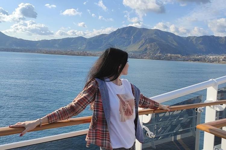 Сестры посетили и Италию, и Испанию, и Францию. Фото: соцсети