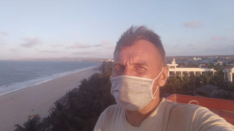 Александр Орлов сейчас во Вьетнаме. Фото: предоставлено Александром Орловым.