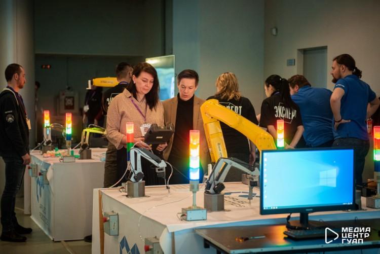 Подготовка по компетенциям движения WorldSkills делает студентов востребованными специалистами. Фото: Медиацентр ГУАП.