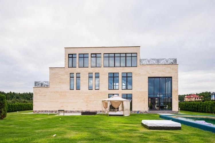 Дом Джигана. Фото Cottage.ru.