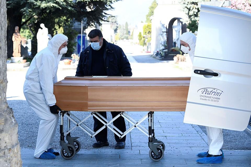 И кто мог представить, что вирусная бомба рванет вовсе не там, а в Европе! Фото: REUTERS