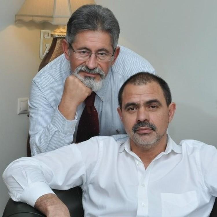 Профессор Вульф и Блохин рассказывают о врачах в Италии и России.
