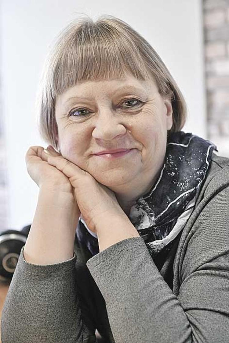 Татьяна Визбор.