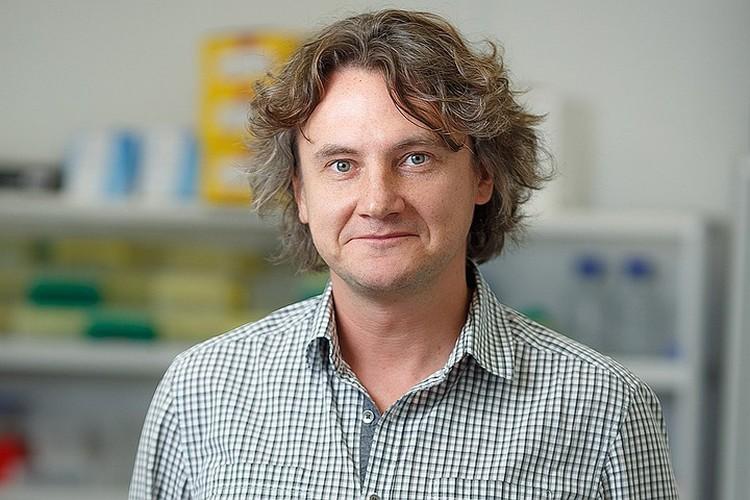 Руководитель лаборатории геномной инженерии МФТИ Павел Волчков.