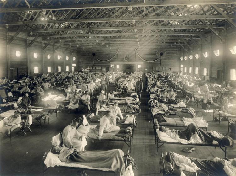 Вирус гриппа H1N1 («испанка») впервые проник в Европу в середине XIX века. И вот этот «подарок» планета получила действительно из Китая.