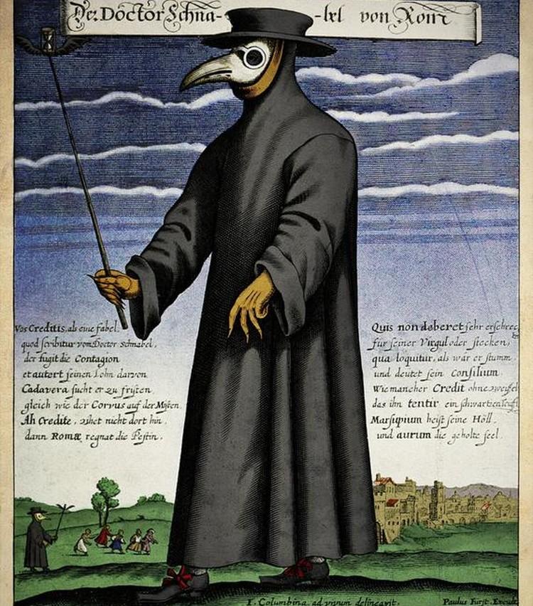 Незадолго до Великой чумы в Европе прокатилась эпидемия оспы и проказы. Иммунитет у европейских жителей был ослаблен и справиться еще и с чумной напастью уже не мог.