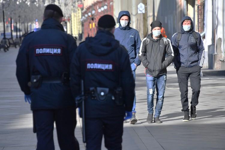 Ограничения, введенные 13 апреля, Сергей Собянин продлил до 1 мая