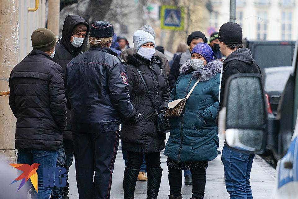Есть цифры, что в России единовременно присутствуют 10-11 миллионов мигрантов Фото: Артем КИЛЬКИН