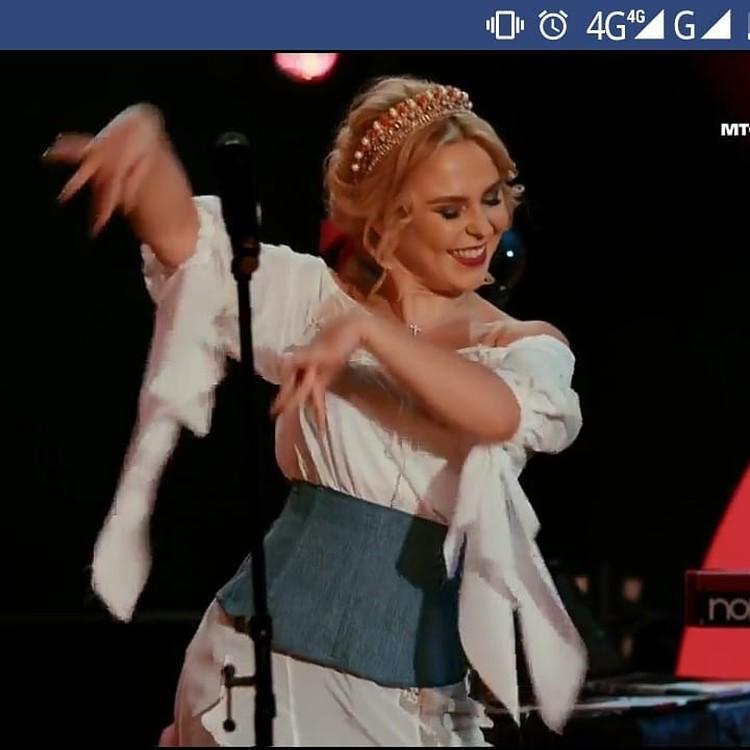Онлайн-концерт Пелагеи