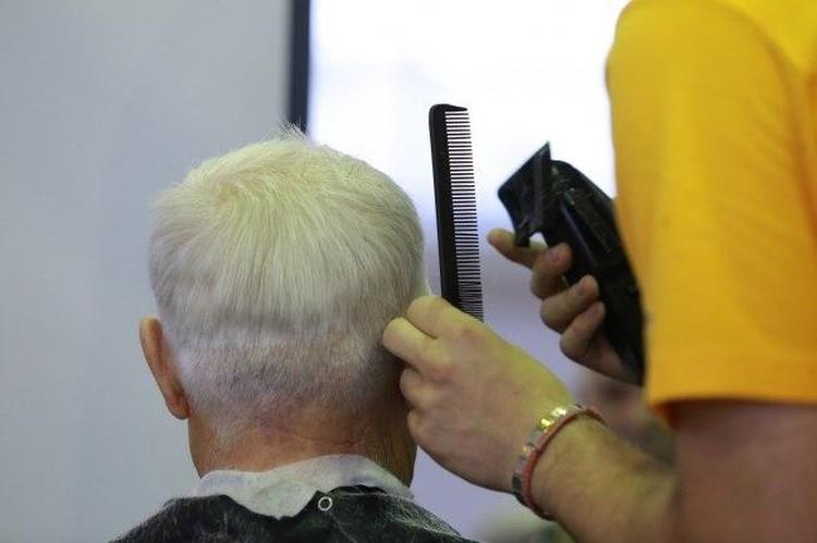 Большинство клиентов парикмахерских сегодня - мужчины