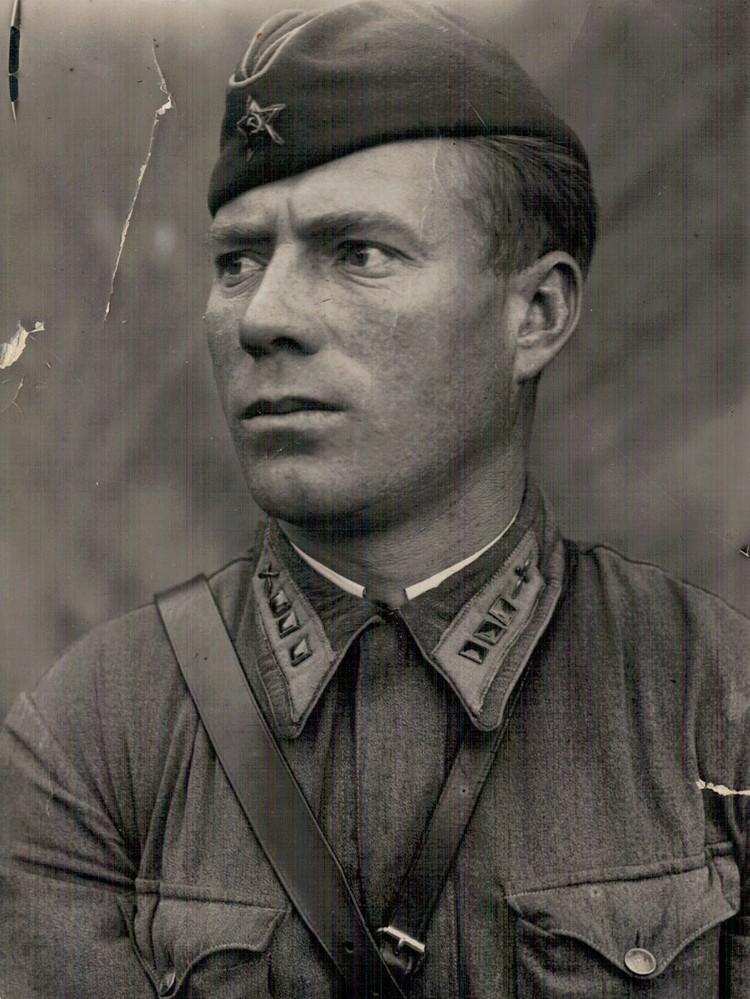 Михаил Абакунчик. Фото: Краеведческий музей Тярлево