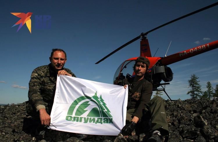 В 2008 году Сергей Ананов и Евгений Трошин облетели всю долину смерти на легком вертолете и убедились, что котлов в этих местах нет