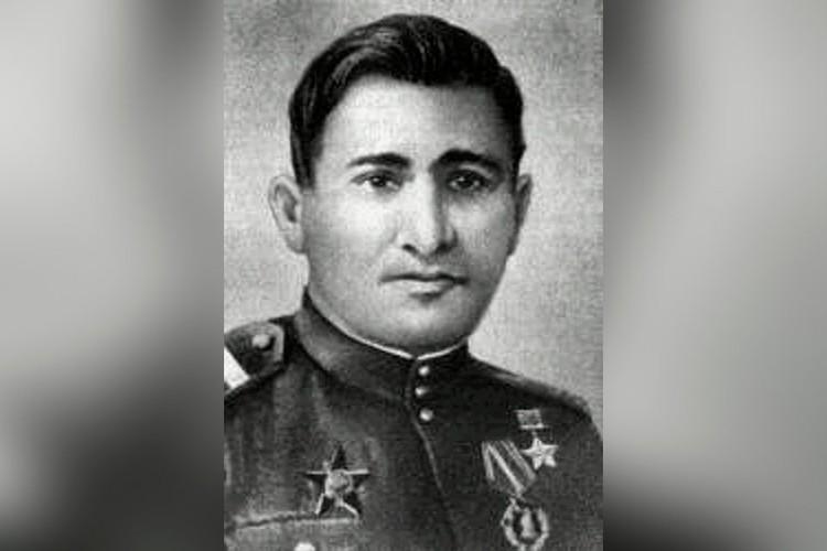 Абдулаев Самед Гамидович