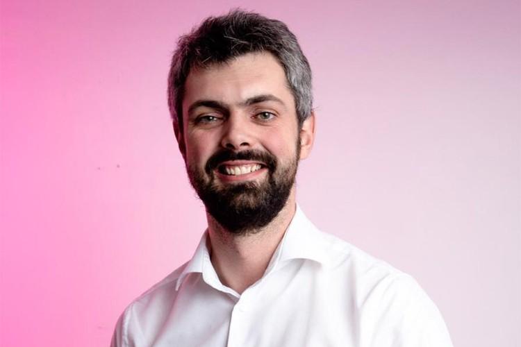 Директор украинского Института национальной памяти Антон Дробович.