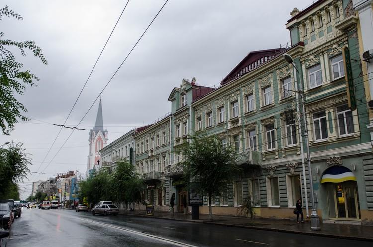Под размещение посольств и военных миссий отдали здания в центральной части старой Самары.
