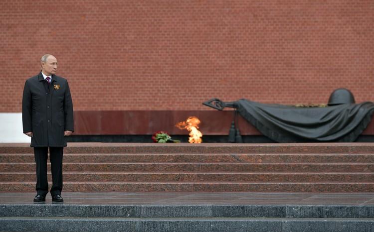Глава государства пообещал, что придет и на Красную площадь настоящий праздник