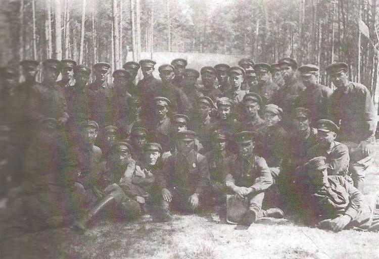 Армия, в которой воевал Наум Шустин, была в составе Волховского фронта.