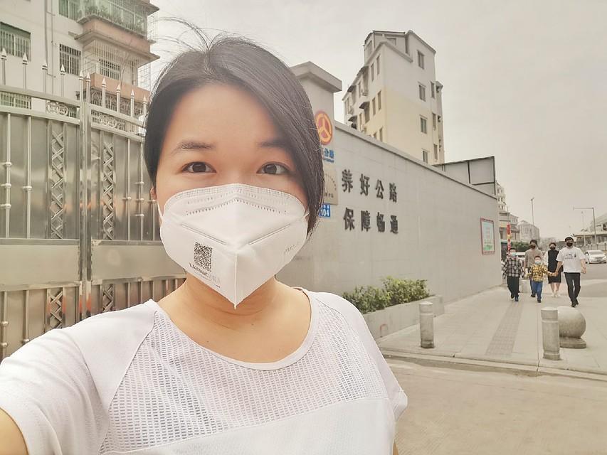 Жители Китая отметились дисциплинированностью и соблюдением всех правил. Фото: личный архив