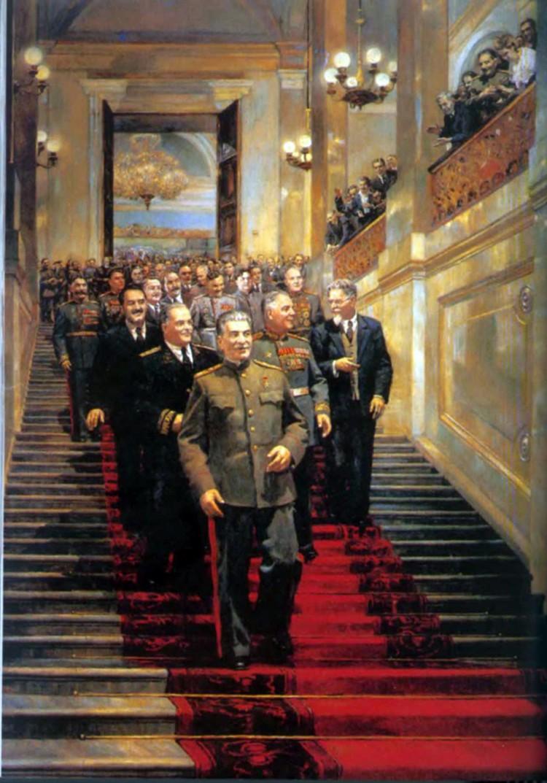 24 мая 1945-го, на торжественном обеде в честь Победы, вождь принял решение через месяц провести грандиозный парад