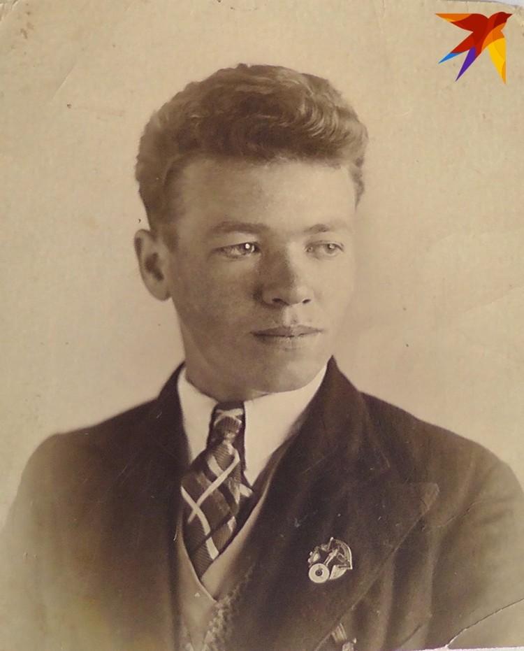 В апреле 1941-го Николая Михайловича призвали в ряды Рабоче-крестьянской Красной армии. Фото: личный архив.