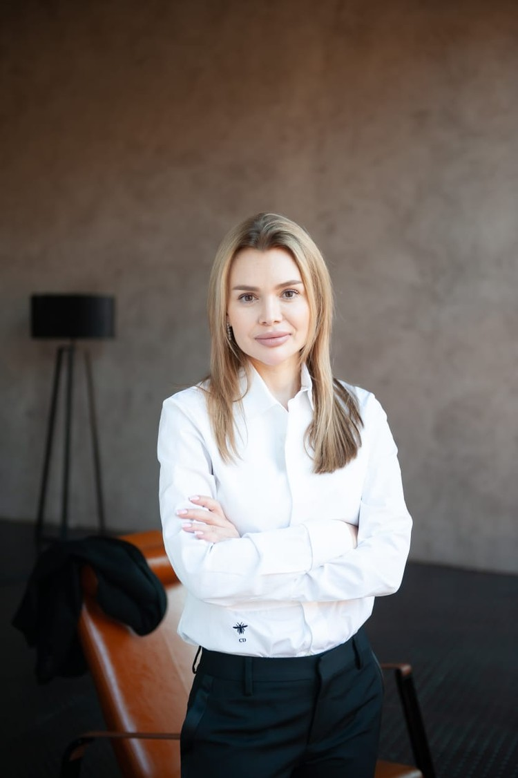 Лариса Зубарева.