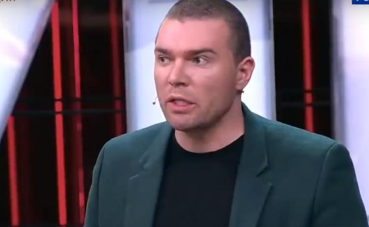 Звездный пластический хирург Андрей Искорнев. Скриншот видео