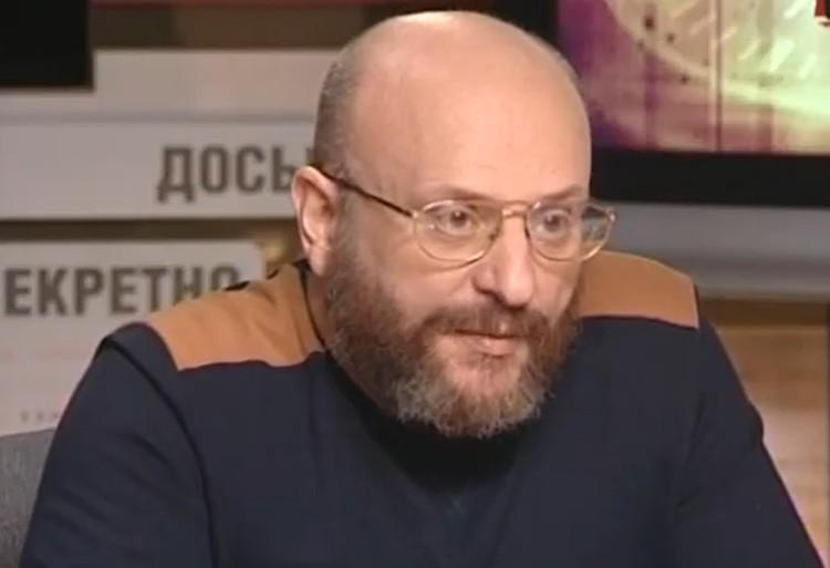 Президент Лиги защиты врачей Семен Гальперин.