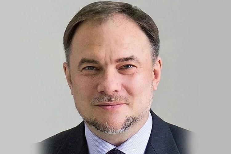 Дмитрий Афанасьев, замминистра науки. Фото: minobrnauki.gov.ru