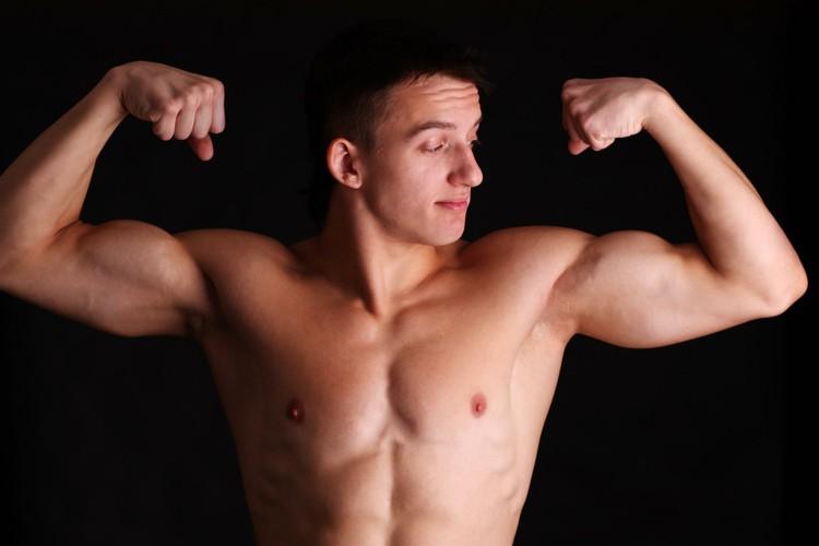 Тестостерон делает мужчину сильнее?
