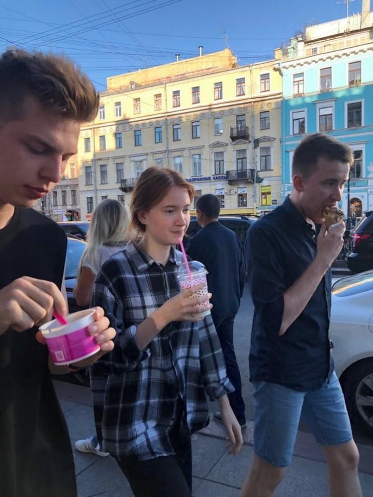 Сева Жидков и его коллеги из ВКонтакте