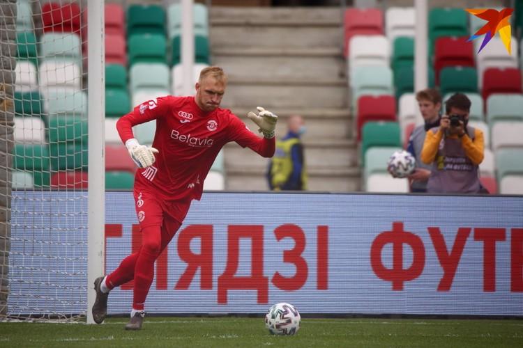Сергей Игнатович.