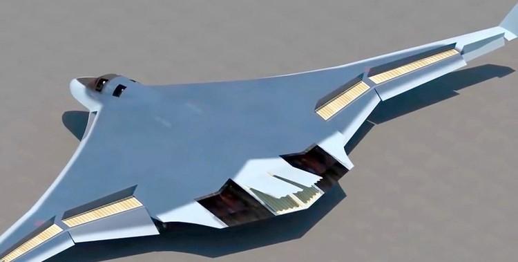 ПАК ДА будет построен с применением стелс-технологий.