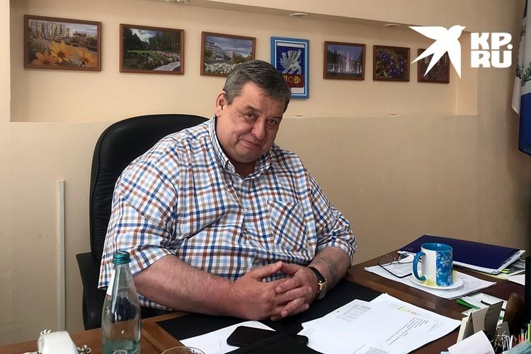 Мэром Боровский оказался жестким. Авторитетным
