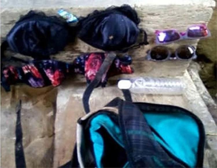 В 20 километрах от точки старта, на другой стороне Кордильерского хребта местные жители обнаружили рюкзак с вещами девушек