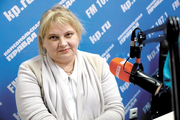 Анна Дворецкая