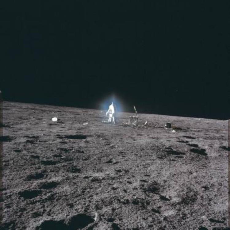 Снимок из архива NASA.