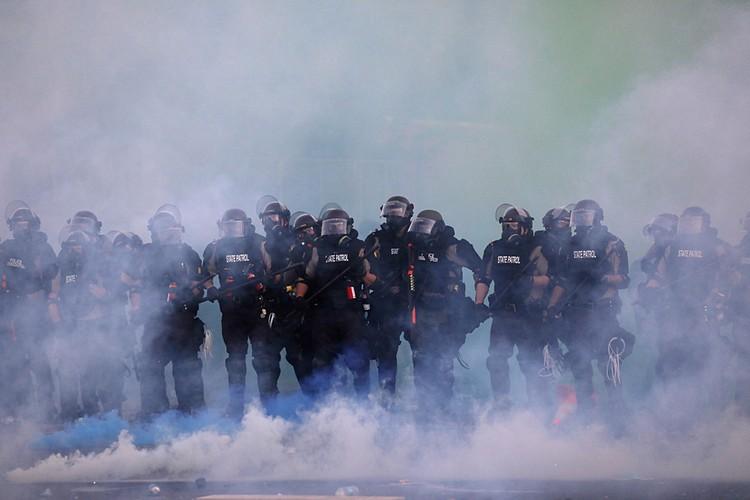За неделю акции протеста вспыхнули в более чем 140 городах США
