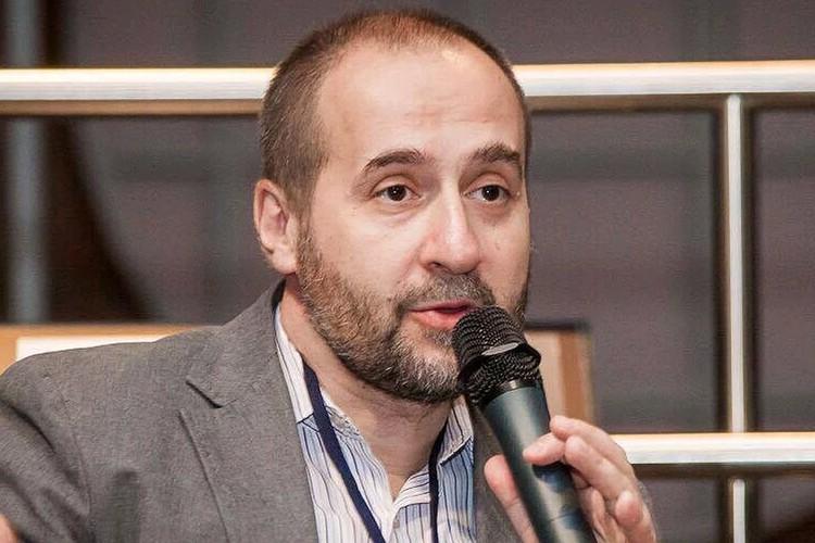 Финансист Андрей Мовчан.