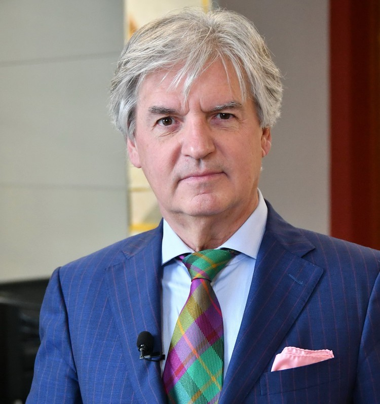 Председатель Совета директоров компании-застройщика Вибор Мулич.
