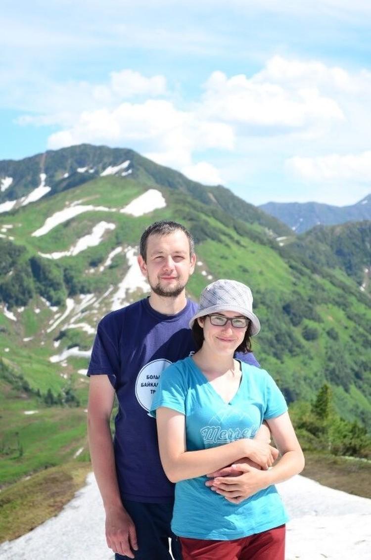 Артем Берне из Москвы встретил на проекте свою любовь и переехал жить в Иркутск. Фото: предоставлено Ассоциацией ББТ.