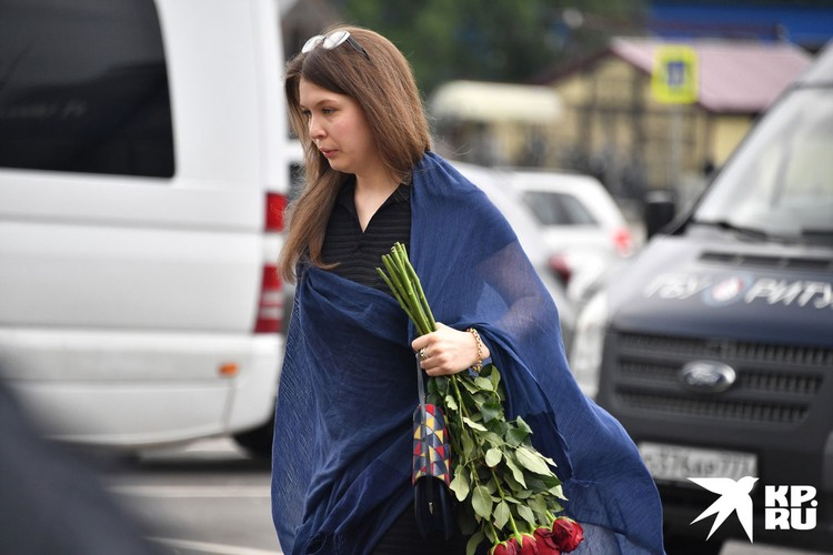 Мария – старшая наследница актера, которая родилась в его первом браке с Аллой Шавыриной.