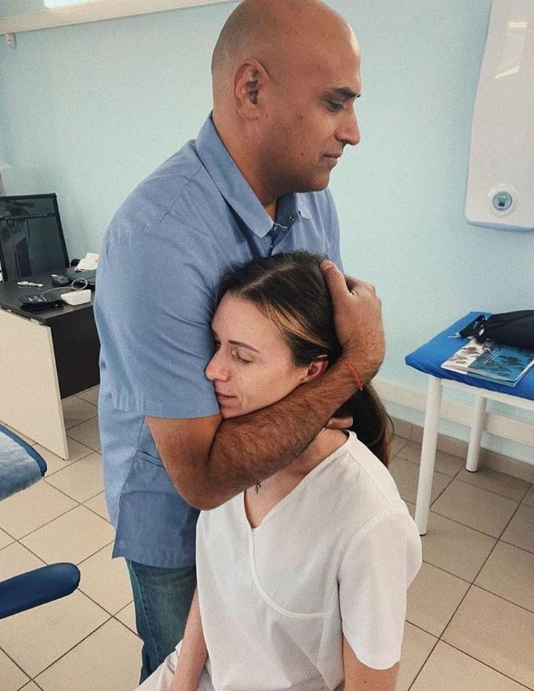 Кулдип Данги- мануальный терапевт,массажист, ортопед. Фото: предоставлено многопрофильной клиникой М53
