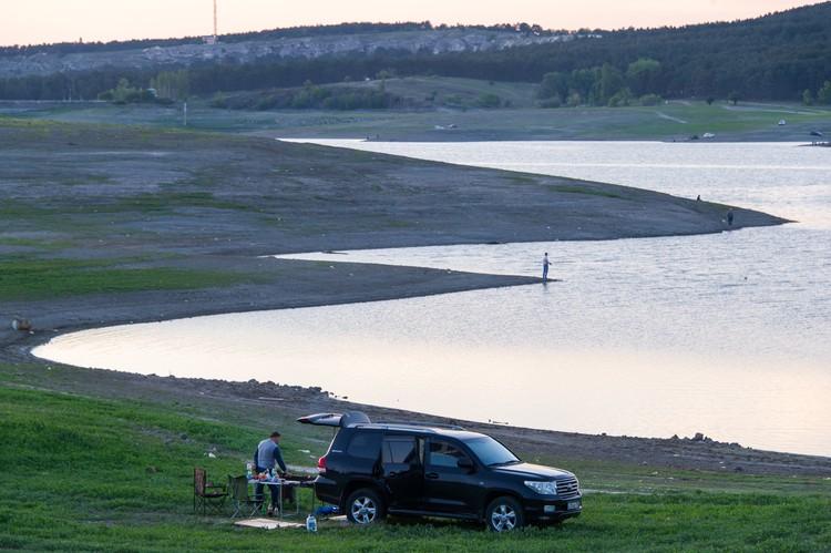 Дожди в конце мая - начале июня не улучшили ситуацию с наполнением водохранилищ