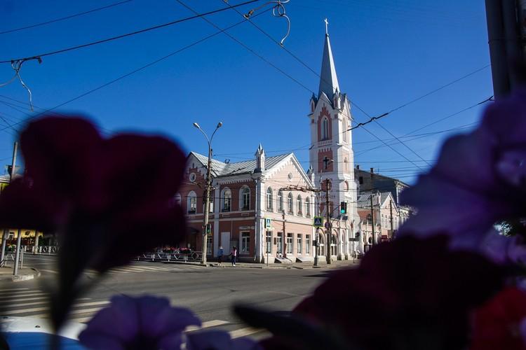 Евангелическо-лютеранская церковь Святого Георга
